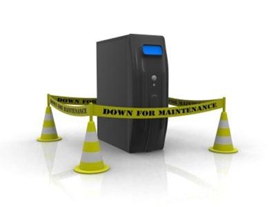 Oriflame thông báo bảo trì website www.Oriflame.com.vn
