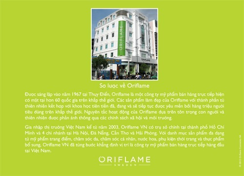 Oriflame - Thanh Cong Trong 90 Ngay - 4