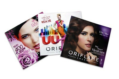 Catalogue My Pham Oriflame