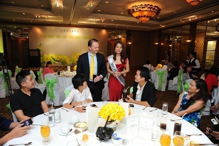 Dien vien Truong Ngoc Anh – Nguoi dep Viet dong hanh cung Oriflame Viet Nam - 3