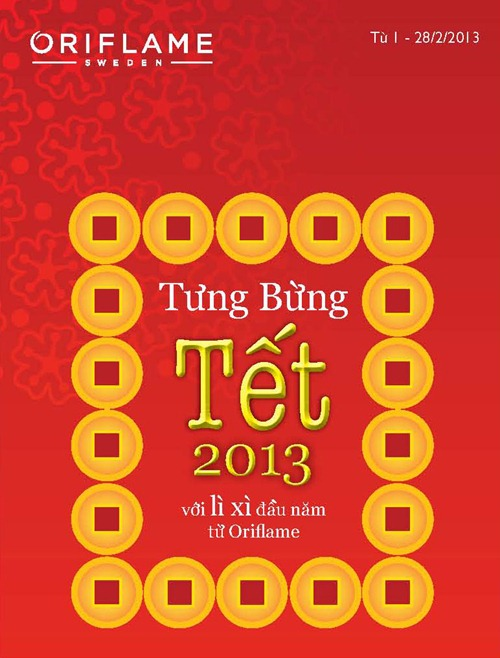 Oriflame Li Xi Tet 2013 - 02