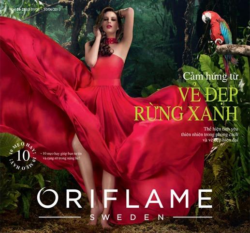 Catalogue My Pham Oriflame 6-2013 (1)