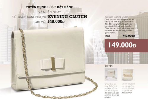 Oriflame Evening Clutch (2)