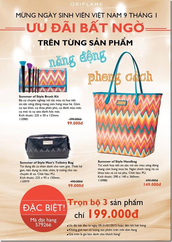 Chuong Trinh Giam Gia Sinh Vien